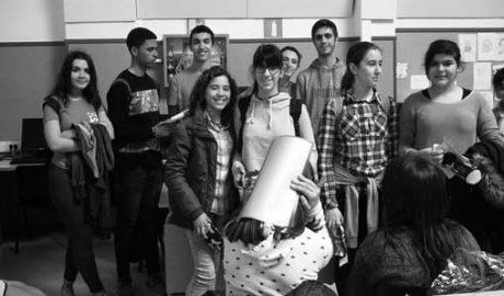 L'Institut Maria Ibars de Dénia organitza una gimcana de mediació