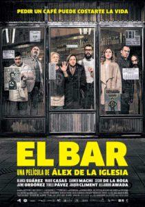 """Auto-cine Drive-In: """"Zona Hostil"""" y """"El Bar"""" -Dénia y Pego-"""