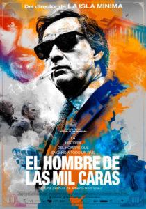 "Cine-club: ""El hombre de las mil caras"" Dir.: Alberto Rodríguez -Dénia- @ Teatre Auditori del Centre Social, Dénia"