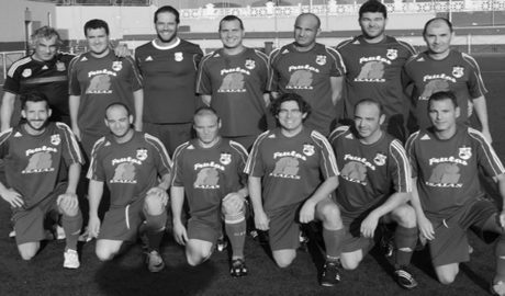 Ya están claros los cuartos de la Copa de Fútbol Veteranos y Kamarca Dénia se ha quedado fuera