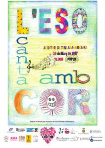 """Concert: """"L'ESO canta amb cor"""" -Teulada- @ Auditori de Teulada Moraira"""