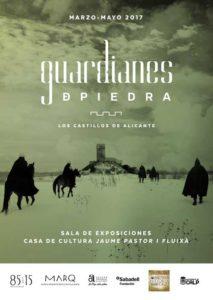 """Exposición: """"Guardianes de piedra. Los castillos de Alicante"""" -Calp-"""