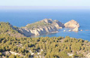 Ruta de senderismo por la zona del Cap Prim -Xàbia- @ Xàbia