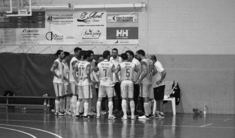El Dénia Futsal sigue con bajas pese a las dos semanas de descanso
