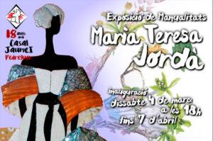 Exposició de Manualitats de María Teresa Jordà -Pedreguer- @ Casal Cultural Jaume I