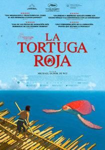"Cine-club: ""La tortuga roja"" Dir.: M. Dudok de Wit + el corto ""Fugitius habituals"" por alumnos del CPEE Raquel Payá -Dénia- @ Teatre Auditori del Centre Social, Dénia"