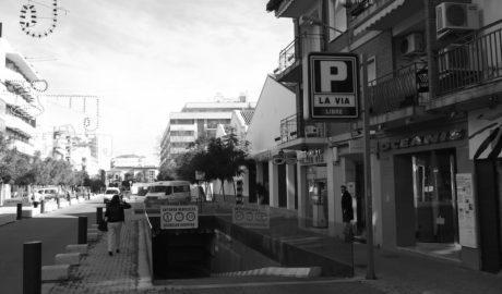 Los clientes del comercio de Dénia también podrán aparcar gratis en los parkings de La Vía y El Raset