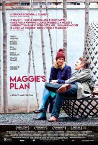 "Cine-club: ""Maggie's Plan"" Dir.: Rebecca Miller -Dénia- @ Teatre Auditori del Centre Social"