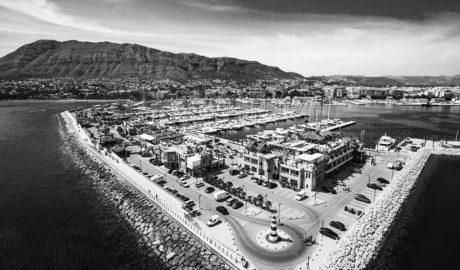 Dénia estrena un sistema pionero de predicción de oleaje en puertos