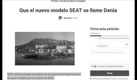 Un SEAT Dénia, la nueva batalla del PP dianense