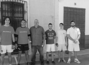 Los dos equipos de Xàbia, y los de Dénia y El Verger, clasificados para la semifinal de la Lliga comarcal de Raspall
