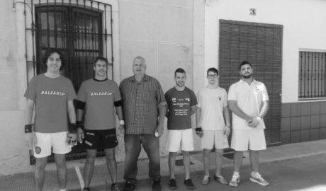 Els dos equips de Xàbia, i els de Dénia i el Verger, a semifinals de la Lliga comarcal de Raspall