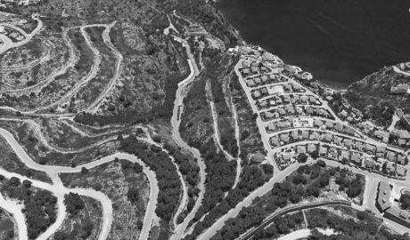 Rebajas de suelo urbanizable en Benitatxell