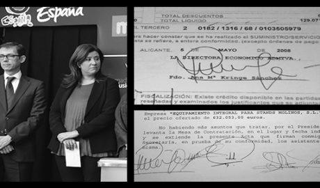 Ana Kringe firmó el pago de 753.000 euros a las empresas del caso Fitur Costa Blanca que investiga la Fiscalía