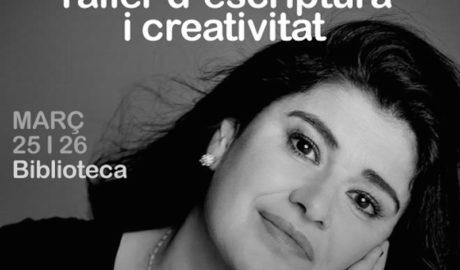 Lucía Etxebarria impartirá un taller literario en Benitatxell