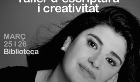 Lucía Etxebarria impartirà un taller literari a Benitatxell