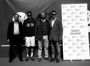 Hospital HLA San Carlos firma un acuerdo con la Ferrer Tenis Academy