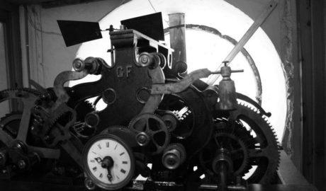 Ondara digitaliza el valioso mecanismo del reloj del BIC de la Torre del Rellotge