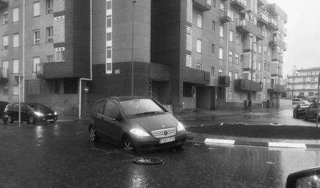 Dénia desaloja el colegio de la Xara y corta siete carreteras tras más de 100 l/m2 de lluvia en diez horas