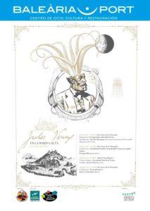 Exposición sobre Julio Verne -Dénia- @ Casa de la Paraula de Baleària Port, Dénia