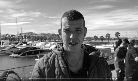 [VÍDEO] Así cocinó Antonio Villaescusa la gamba que conquistó Dénia