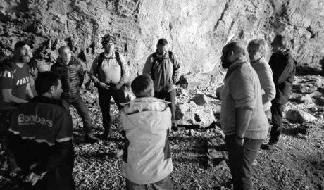 Xàbia i Dénia descarten establir quotes d'accés a la Cova Tallada i advoquen per incrementar les mesures de control