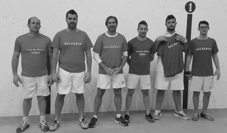 Xàbia B i El Verger dominen en l'anada de les semifinals de la Lliga Comarcal de Raspall