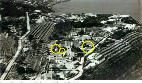 El Consell protege en Dénia y Xàbia búnkers y refugios de la Guerra Civil en manos privadas salvados de la presión urbanística