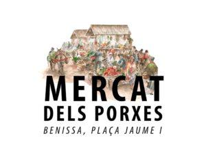 Mercat dels Porxes: productes ecològics i artesanals -Benissa- @ Plaça Jaume I, Benissa