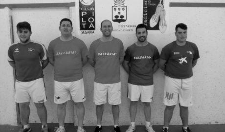 Dénia y Xàbia B se enfrentarán por la I Lliga Comarcal de Raspall