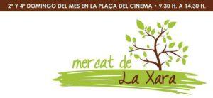 Mercat de La Xara: productos alimentarios y artesanales de proximidad @ Plaça del Cinema, La Xara | La Xara | Comunidad Valenciana | España