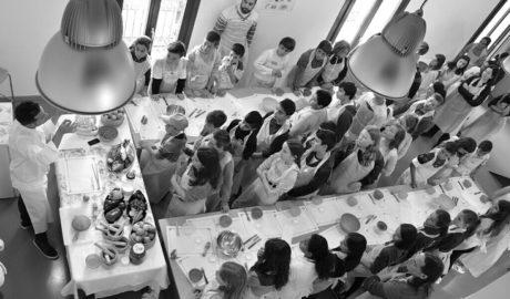 Los escolares de Xàbia aprenden cocina y arte en los talleres Culinart