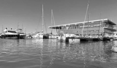Baleària tramita la certificación de Dénia como puerto de cruceros desde este mismo año