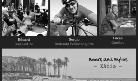 Beers and Bytes Xàbia, nuevas tecnologías frente al mar