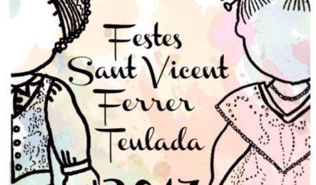 Fiestas Patronales de Teulada en honor a San Vicente Ferrer