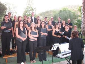 Concierto del coro vasco Aitzuri Abesbatza y el Ars Nova, dirigidos por Pere Vicalet -Xàbia- @ Iglesia de San Bartolomé, Xàbia