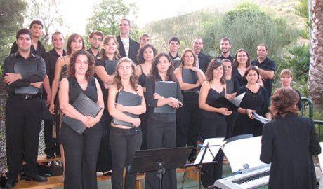 Concierto del coro vasco Aitzuri Abesbatza y el Ars Nova, dirigidos por Pere Vicalet -Xàbia-