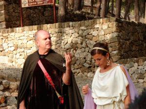 """Visita Teatralizada: """"Historias del Castillo"""" -Dénia- @ Castillo de Dénia"""