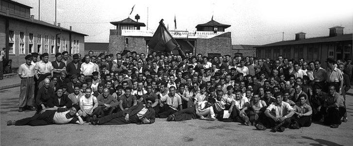 Los Cinco de Pego (un homenaje a los pegolinos asesinados en Mauthausen)