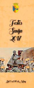 Festes de Senija 2017 @ Senija, Vall de Pop