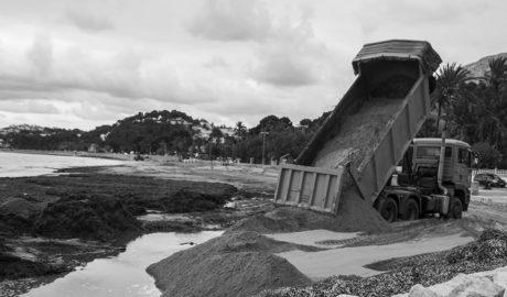 Costas anuncia otras 3 regeneraciones en las playas de Dénia