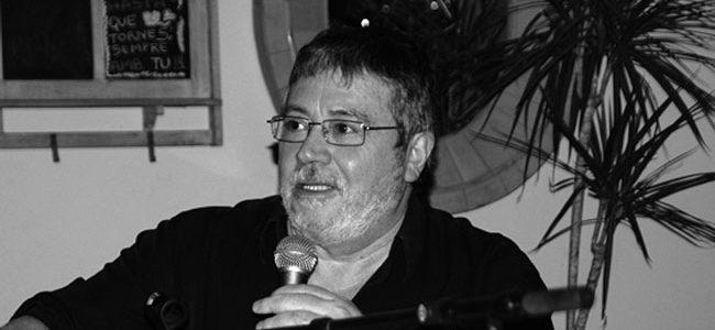 Salvador Bolufer, el trobador despert en la llarga nit de tot un poble