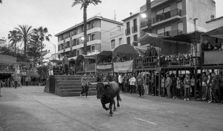 Benissa suspende los actos de toros de las fiestas por la lluvia
