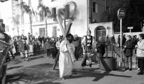 Las calles de Ondara reviven 6 años después una multitudinaria Passió