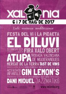Xalònia: Festa del Vi i la Picaeta, el Festival de Música Xalónia, el Mercat de la Terra i la Fira de l'Artesania i el Comerç -Xaló- @ Xaló, Vall de Pop