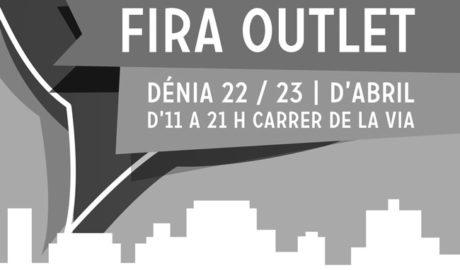Ochenta comercios participarán en la Fira Outlet Dénia Stock