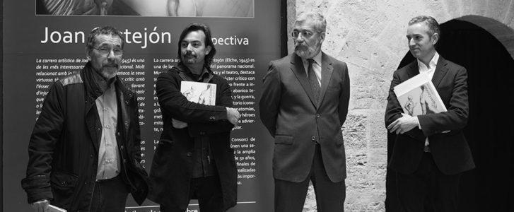 València reconoce la obra de Joan Castejón con su primera gran retrospectiva