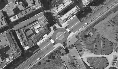 Dénia: El Consell accepta finançar la nova rotonda en la caòtica cruïlla de Joan Fuster amb Diana