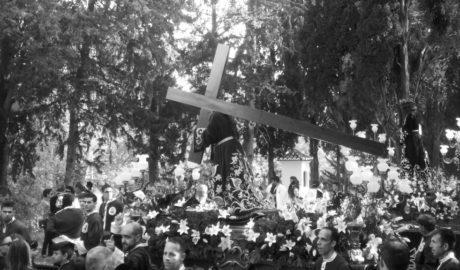 El Viernes Santo amanece en Pego con la Pujada al Calvari