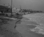 El enésimo temporal destroza playas en Dénia recién regeneradas y golpea todo el litoral